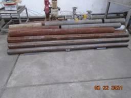 Tubos de Aço R$. 2,50 kg