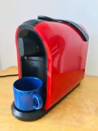 Máquina 3 corações café
