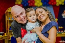 Foto e Vídeo para Aniversário Infantil