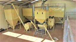 Fabrica De Ração 12 T/h - Organomix 12000