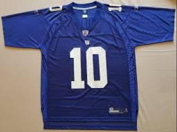 Camisa Futebol Americano NY Giants Manning Jersey NFL Original 9a9c1cc748b