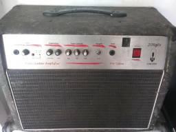 Amplificador de guitarra pre valvulado warn music 208 gtv
