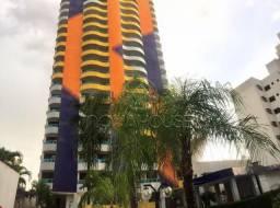 Apartamento edifício tuparandy, 200m² sendo 4 suítes. frente av. do cpa