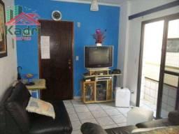 Apartamento com 1 dormitório à venda, 50 m² por r$ 150.000 - cidade ocian - praia grande/s