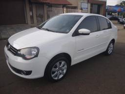 Vw-polo sedan comfortline 1.6 unico dono impecavel - 2013