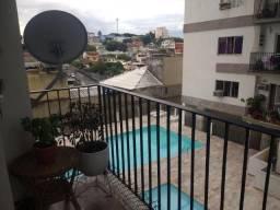 Cachambi - São Joaquim - Varanda 2 Quartos Fino Acabamento - Portaria 24 Horas - Piscina