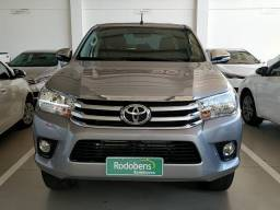 TOYOTA HILUX 2016/2017 2.8 SRV 4X4 CD 16V DIESEL 4P AUTOMATICO - 2017
