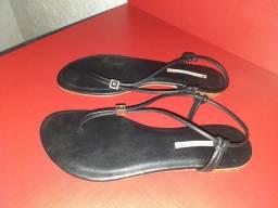 Sandália sapatinho de luxo