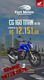 Cg 160 titan ex 2019/20 - 2019