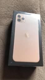 Lançamento IPhone 11 pro Max gold 64Gb!!!