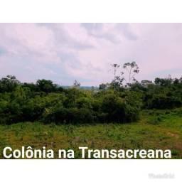 Propriedade rural na Transacreana R$ 80,000,00