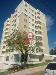Apartamento com 2 dormitórios à venda, 1 m² por r$ 342.826,20 - santa catarina - criciúma/