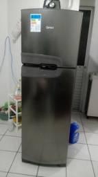 Vendo geladeira Consul inox