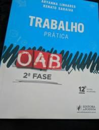 Livro Direito do Trabalho - Prática - ótimo para OAB