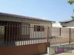 Casa com 3 dormitórios para alugar, 110 m² por r$ 900,00/mês - luiz de sá - londrina/pr
