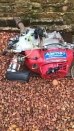 Motor Honda F4 preparado