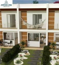 Um projeto inovador casas com 62M2, em bairro nobre ao lado do centro da cidade