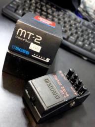 Boss MT-2 Metal Zone (Aceito cartão)