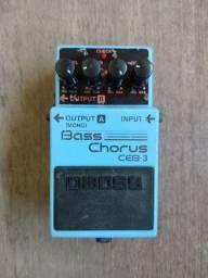 Pedal Chorus Boss Ceb-3