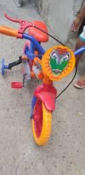 Bicicleta Caloi infatil