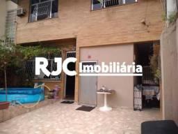 Casa à venda com 3 dormitórios em Tijuca, Rio de janeiro cod:MBCA30188