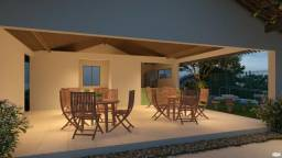 2 Residencial, com Área de lazer com piscina adulto/infantil, deck, salão de festas