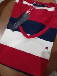 Camiseta feminina Tommy Hilfiger