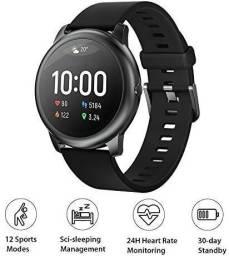 Smartwatch Xiaomi Haylou Solar LS05 Lacrado. Aceito cartão