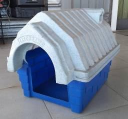 Casinha de Cachorro Cães Gatos Click New N3