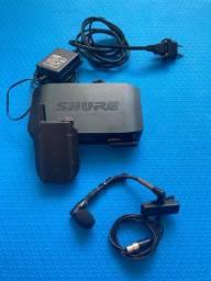 Microfone Shure GLXD14/B98Si Digitais Sem Fio