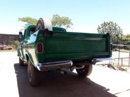Caminhonete C10 Verde 1975