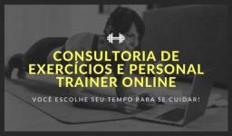 Consultoria e aulas de Exercícios OnLine