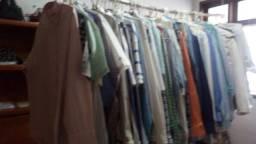 Camisas sociais manga longa de marca ( semi-novas )