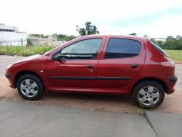 Peugeot 206 1.0 completo ano 2002