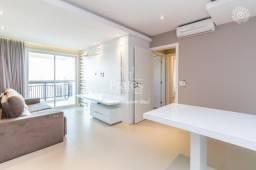 Apartamento para alugar com 1 dormitórios em Água verde, Curitiba cod:7887