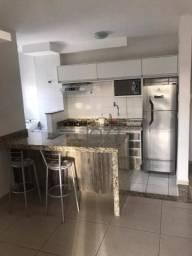 Apartamento com 2 dormitórios à venda, 49 m² por R$ 215.000,00 - Edifício Residencial Reca