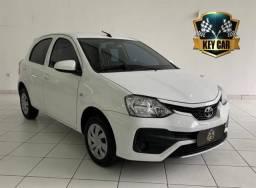 Toyota Etios Hatch  X 1.3 (Flex) (Aut)
