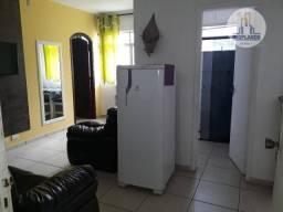 Apartamento com 1 dormitório à venda, 43 m² por R$ 197.000,00 - Vila Guilhermina - Praia G