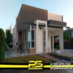 Casa com 4 dormitórios à venda, 268 m² por R$ 1.000.000 - Portal do Sol - João Pessoa/PB