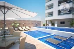 Apartamento com 1 dormitório à venda, 55 m² por R$ 258.000,00 - Vila Caiçara - Praia Grand