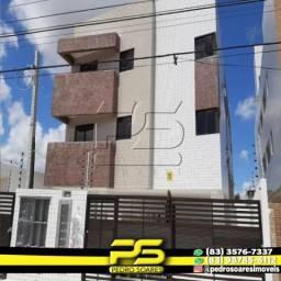 Apartamento com 1 dormitório à venda, 52 m² por R$ 148.900 - Cristo Redentor - João Pessoa