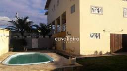 Casa 3 Quartos, Piscina e Churrasqueira à venda, Praia de Cordeirinho (Ponta Negra), Maric