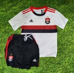 Conjunto Flamengo Infantil