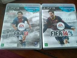 Playstation 3 FIFA 13 e 14