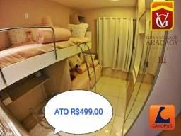 16-Saia do Aluguel com Entrada R$499,00 e More Pertinho da Praia