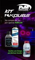 Produtos koube kit Nanotech + Perfect clean