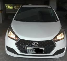 HB 20 1.0M Unique - Hyundai - 2019