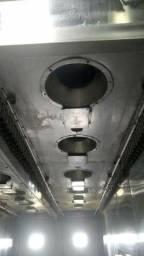 Estufa de Cozimento / Defumação - Em gabinete metálico (Estufa 08) - #3291