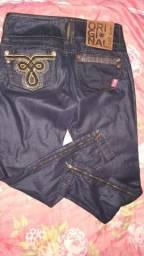 Vendo calça jeans fill sete original