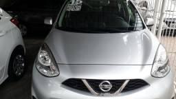 "Nissan march sv 1.6 ""único dono""-2015 - 2015"